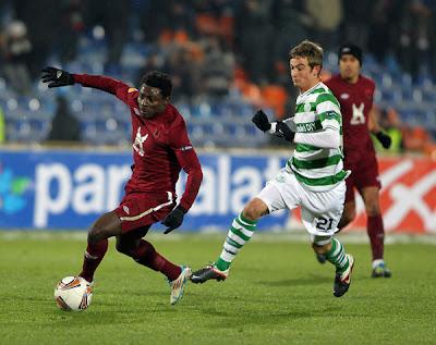 Rubin Kazan 4 - 1 Shamrock Rovers (1)