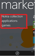 Windows Phone 8 marketplace Apps and Games