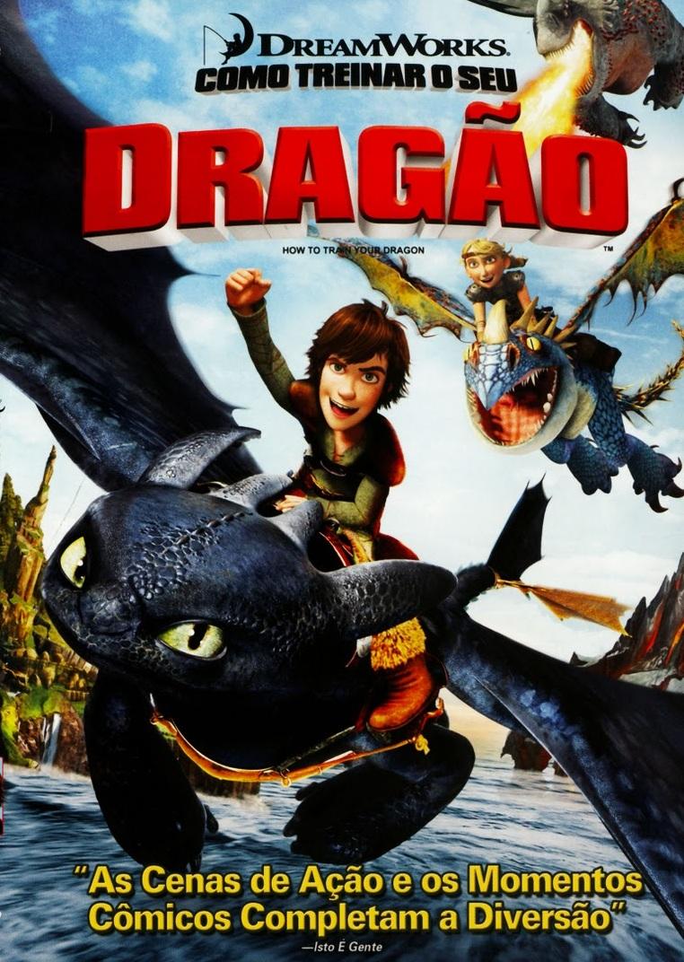Como Treinar o Seu Dragão – Dublado (2010)