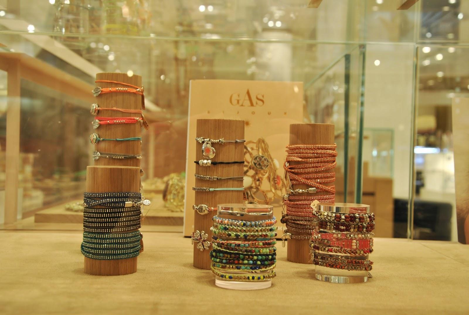 Bijoux créateur galeries lafayette