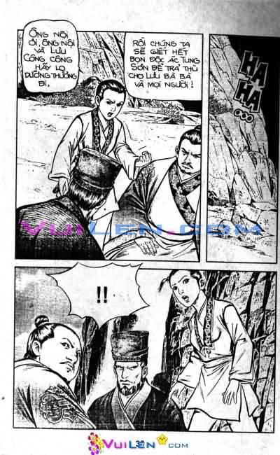 TruyenHay.Com - Ảnh 37 - Tiếu Ngạo Giang Hồ Chapter 22