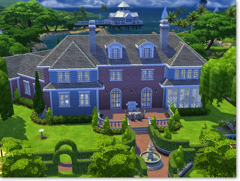Sims 4 Houses