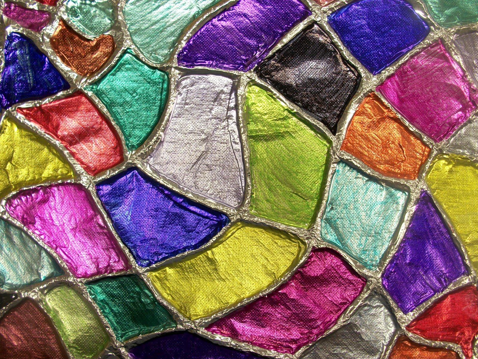 Yarn art color garden - Friday February 3 2012