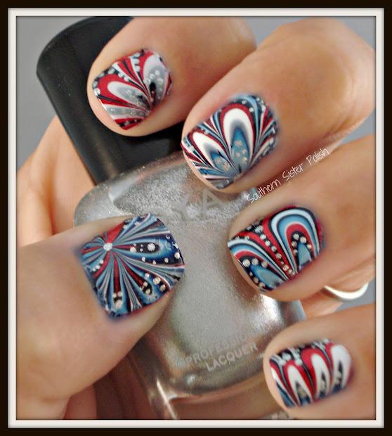 southern sister polish nail art