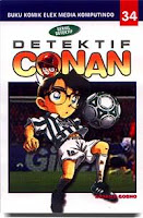 Comic Detective Conan Seri 1-61</ins>
