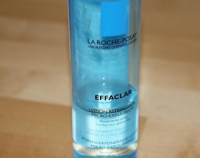 La Roche - Posay. Effaclar, tonik mikrozłuszczający.