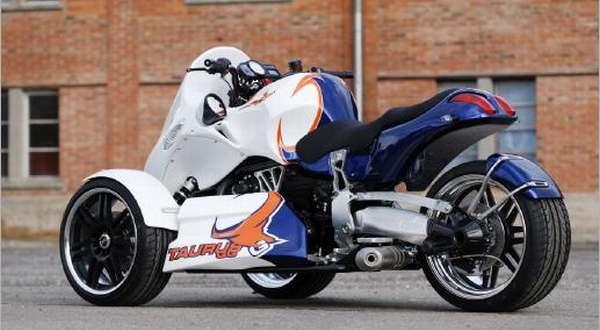 Dengan motor yang dimiliki oleh raffi ahmad, brp spider buatan kanada
