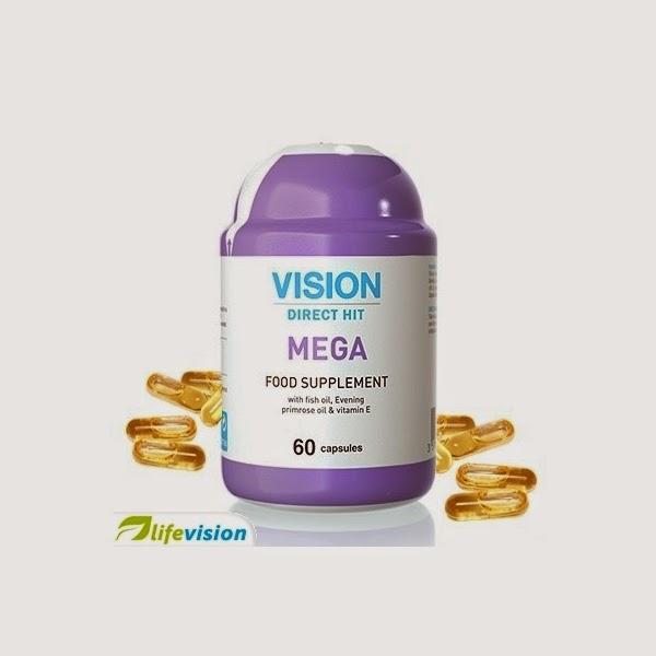 Mega Vision tim mạch, tiêu hóa