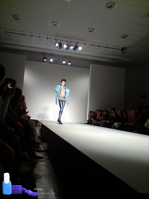 Cat Walk for the Inbar Spector Show
