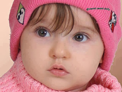 Cute Baby Girl Faces