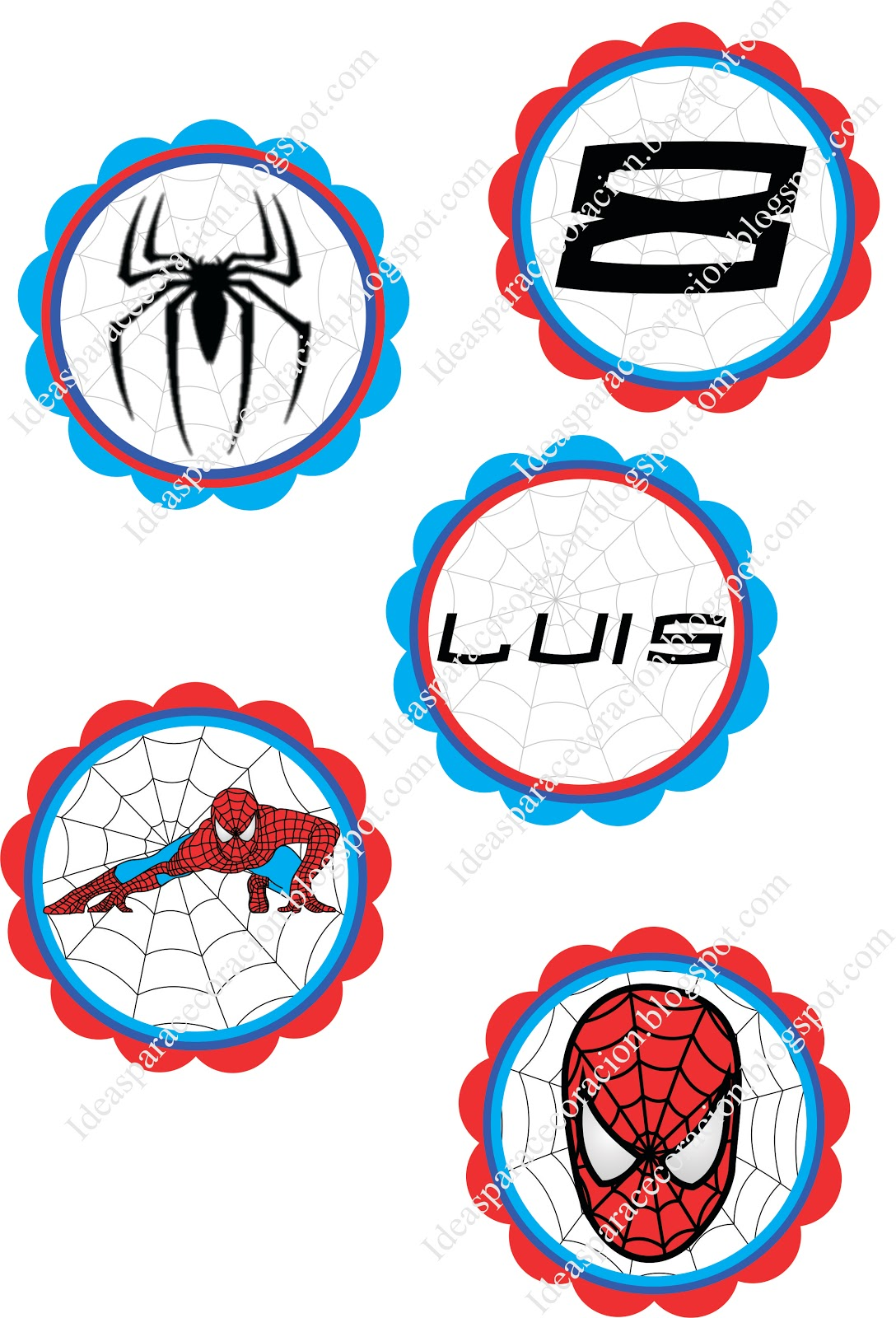 Free Spiderman Birthday Invitations for great invitations template