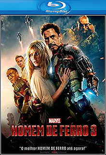 Download - Homem de Ferro 3 BluRay 1080p + 720p Dual Áudio ( 2013 )