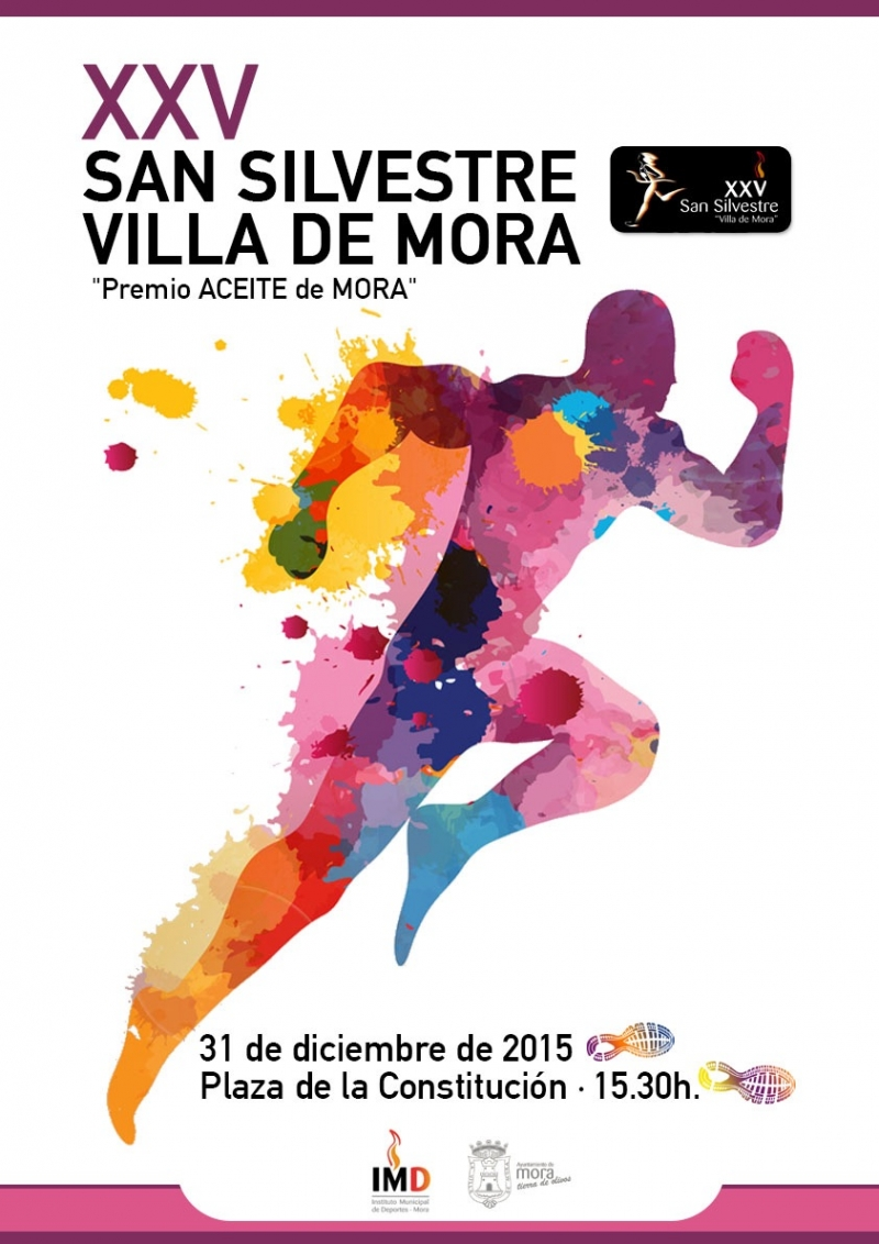 XXV San Silvestre Villa de Mora