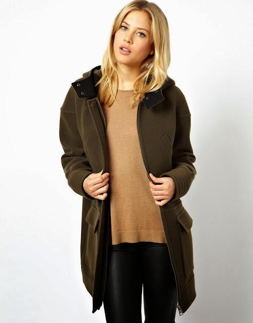 whistles coat