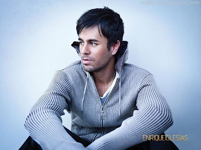Enrique Iglesias Hot Wallpapers