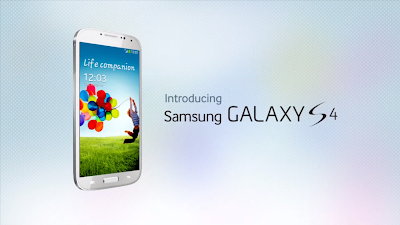 Samsung Galaxy S4 Banner