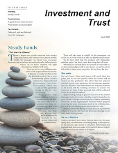 Now available: Our monthly Trust & Investment Newsletter