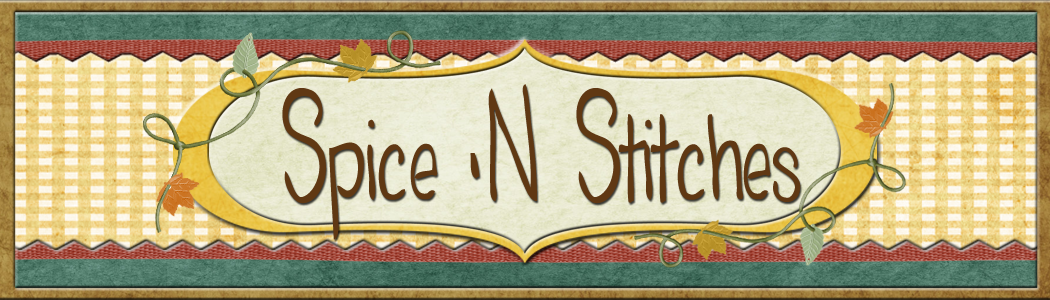 Spice &#39;n Stitches