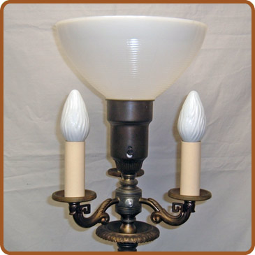Off Avondale Road Antique Lamp