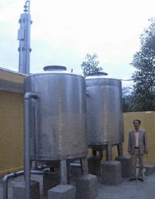 Dịch vụ xử lý nước giếng khoan