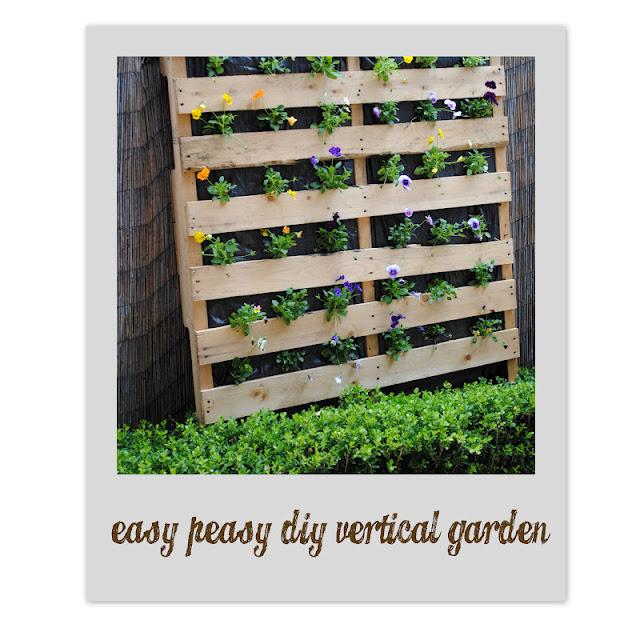 Bubby makes three build a vertical garden for How to make a vertical garden frame