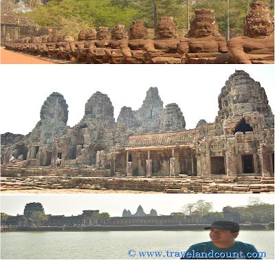 Cambodia Angkor Tour
