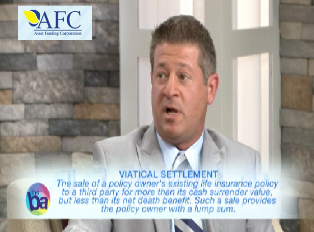 Lee Berman talks about Viatical Settlements on The Balancing Act on Lifetime Television