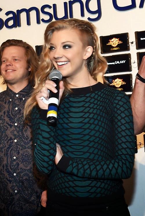 Mockingjay Cast Photos Comic-Con SDCC 2014