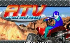 Atv - Thunder Ridge Riders