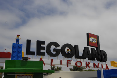 Legoland at Carlsbad, California