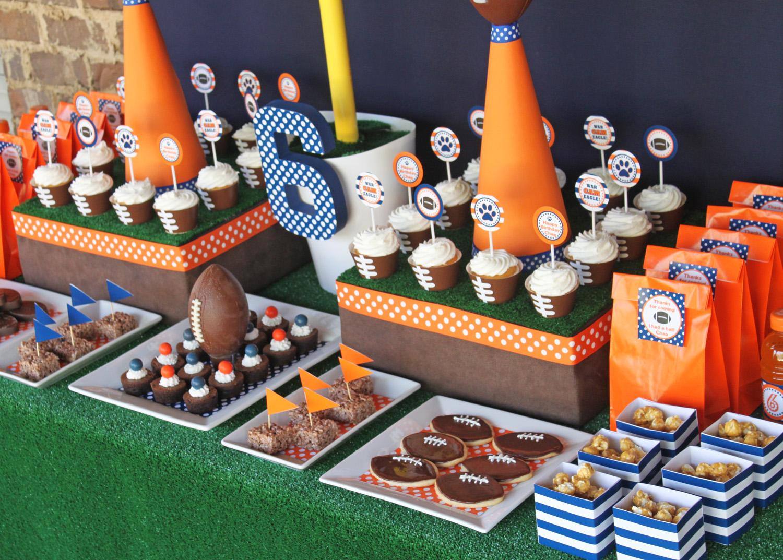 ... futbol, rugby, hockey y deportes en general - Sports themed parties