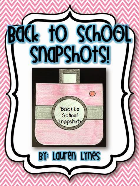 http://www.teacherspayteachers.com/Product/Back-to-School-Snapshots-K-3-Craftivity-1326268