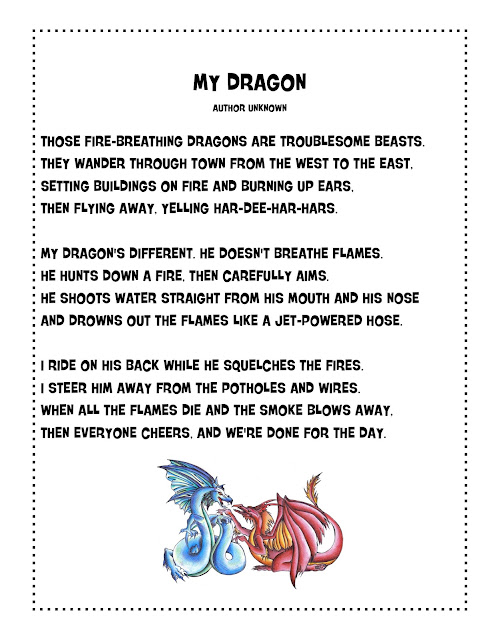 Pictures Of Dragons For Kids