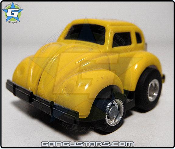 Transformers Bumblebee MiniBot タカラ ミクロマン ミクロチェンージ ミクロロボットカー