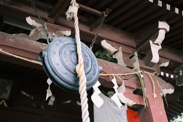 鐘 temple bell