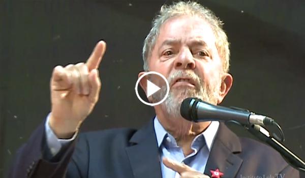 Em tom de ódio, Lula insinua que a culpa da fome no Brasil é da elite que 'joga comida fora'; assista