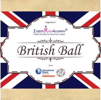 Partener @ Balul Britanic