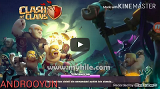 Clash OF Clans Hileli APK 2016