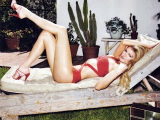Marisa miller hot sleeping image
