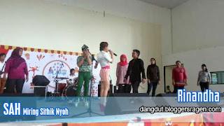 Rinandha SAH Miring Sithik Nyoh