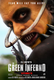 The Green Inferno Movie Poster 1