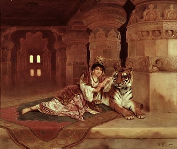 the tiger s wife the theme of The power of storytelling and myth by setting her story in an imaginary country  with no precise date, obreht highlights the folktale and fairytale elements from.