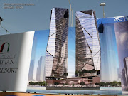 Crystal Towers site and board photos,Dubai Marina, . (dubai )
