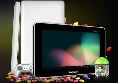 idegue-network.blogspot.com - Tablet JellyBean Dengan Harga 1 Juta