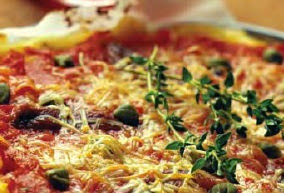 Receta Rica Pizza de Papa