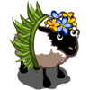 FarmVille Hula Dancer Sheep (Bonus Prize)