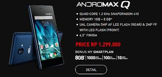 """Smartfren Andromax Andromax Q 4G LTE"""