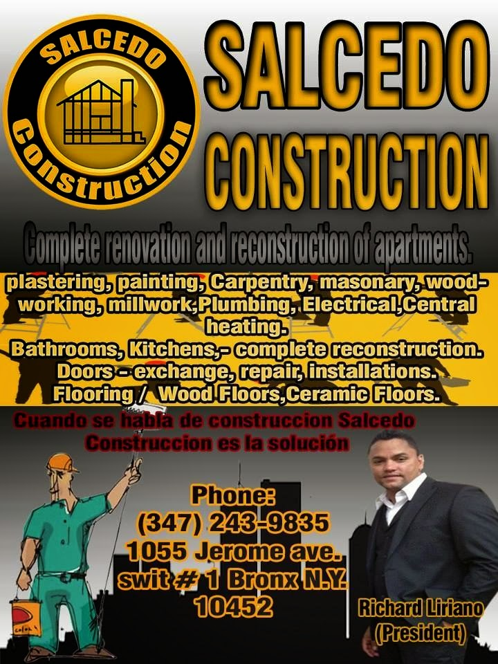 Salcedo Construction