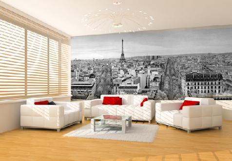 Decoraciones y modernidades paredes con murales de lujo - Murales con fotos ...