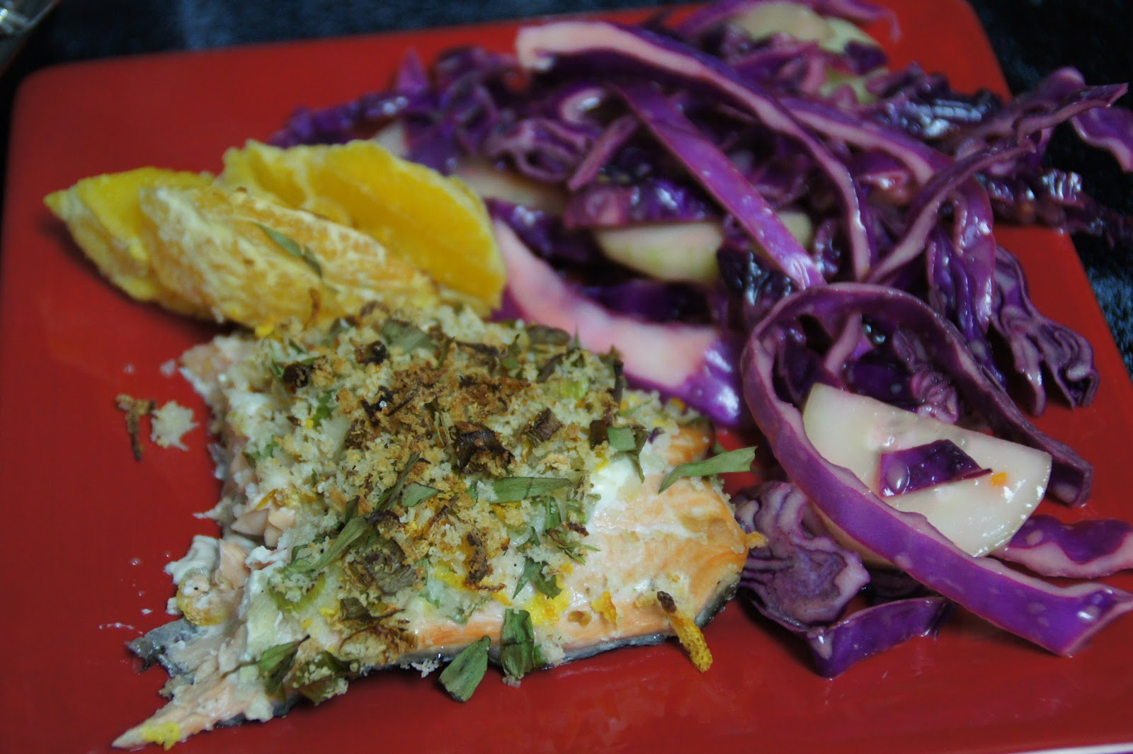 Tarragon-Citrus–Crusted Salmon Tarragon-Citrus–Crusted Salmon new pictures